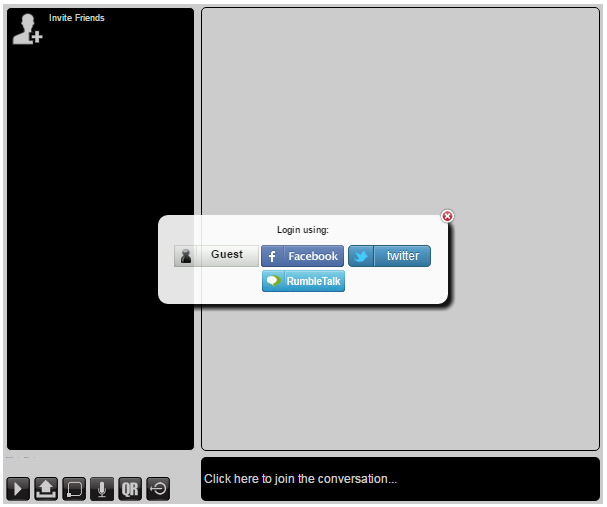 freedom of html chat room css styling