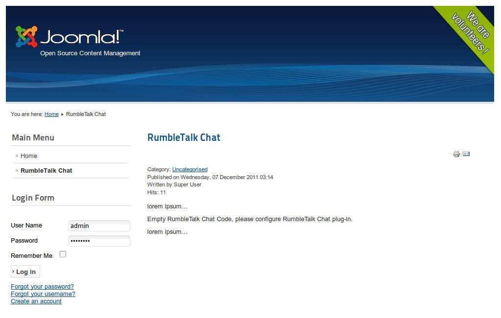 live group chat rooms joomla social live chat room add on and module 15012