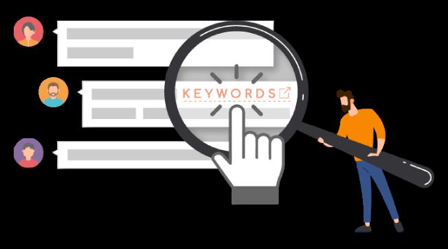 RumbleTalk Keywords